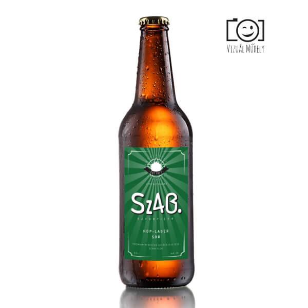 Legyen saját márkád - avagy egyedi cimke az italos üvegen